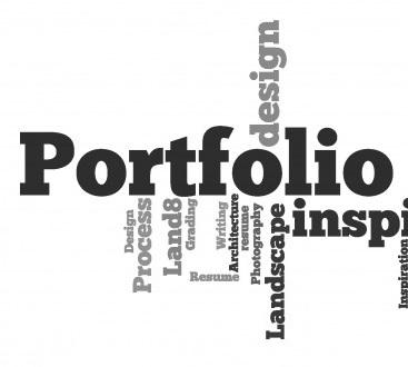 portfolio website type