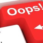 9 اشتباه رایج در طراحی سایت